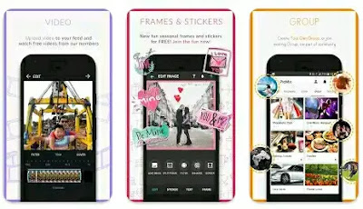 Aplikasi Kolase - PicMix