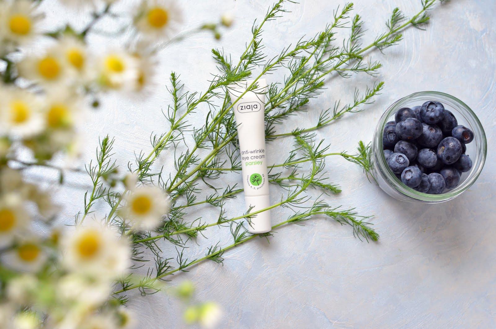 Ziaja Cream Eye And Eyelid Anti-Wrinkle Parsley Крем для кожи вокруг глаз с петрушкой