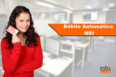 Como colocar o MEI no Débito Automático