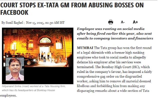 nityanand rai expose tata value homes scam
