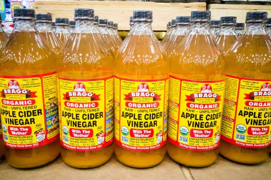 8 Cara Tak Terduga untuk Menggunakan Cuka Sari Apel di Sekitar Rumah