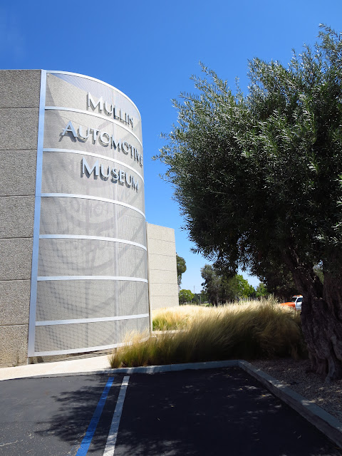 Mullin Automotive Museum Oxnard