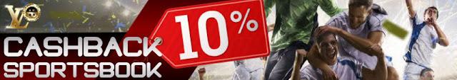 LVOBet - Cashback Sportsbook 10%