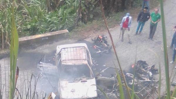 ONU: Crisis humanitaria en la región de Catatumbo, Colombia