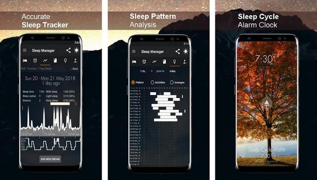 أفضل  تطبيق لمراقبة وتحسين نومك للاندرويد