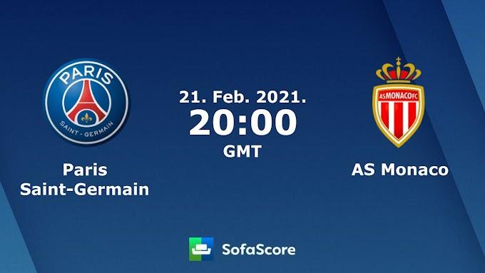 Watch Paris Saint-Germain vs AS Monaco - FRANCE : Ligue 1 live streaming