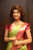 pranitha glam pics in saree-thumbnail-16