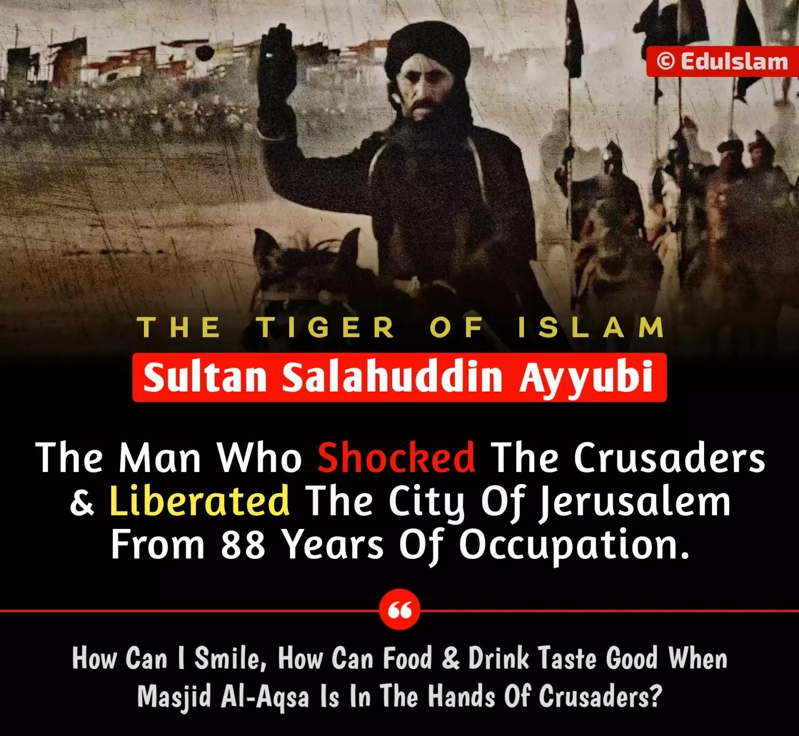 Salahuddin Ayyubi facts & biography