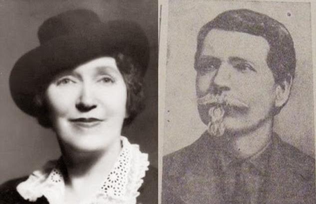 Sonora Louis Dodd, que quis homenagear seu pai, William Jackson Smart