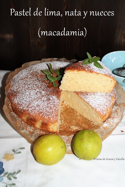 pastel-de-lima, lime-tart