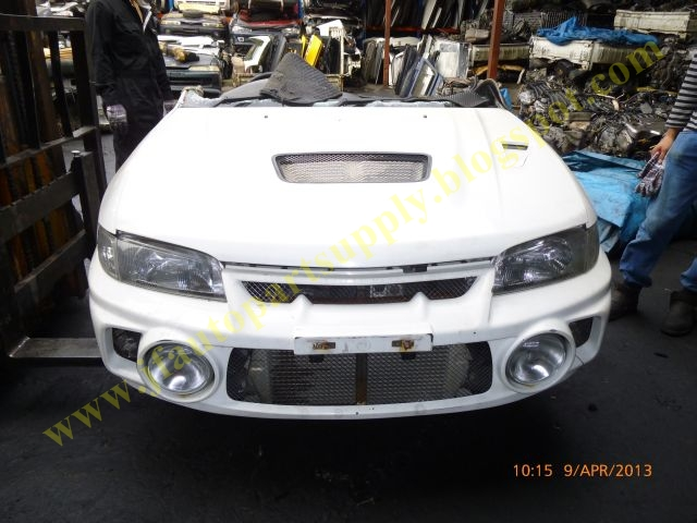 auto parts: SOLD - Front And Rear Cut EVO 4