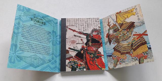 Samuráis (libro de postales) 2