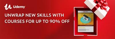 Udemy Unwrap new skills