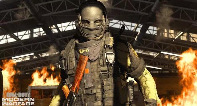 Cara Mendapatkan Senjata MK9 Bruen di Call of Duty Warzone