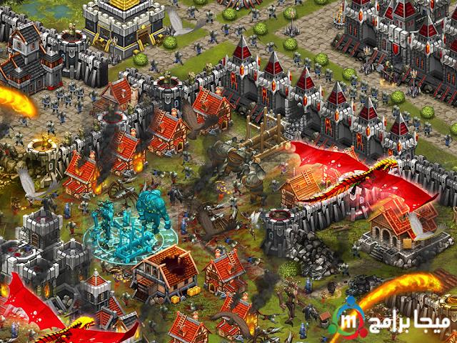 تنزيل لعبة Throne Rush للكمبيوتر واللابتوب