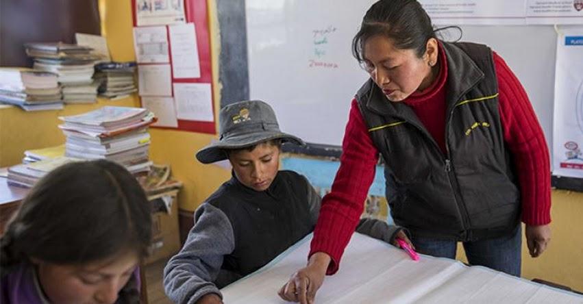 MINEDU: Calendario escolar diferenciado reduce a cero la deserción de docentes - www.minedu.gob.pe