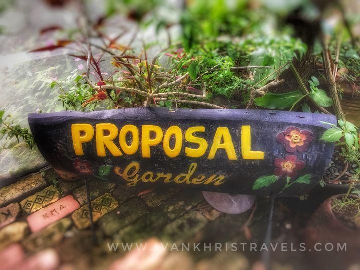The Proposal Garden at Sonya's Garden