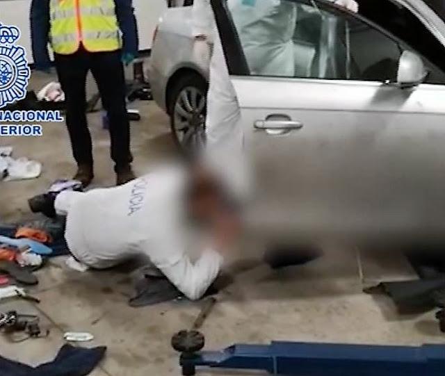 Арестуваха зрелищно българин в Германия, заподозрян за убийството в Марбея (ВИДЕО)