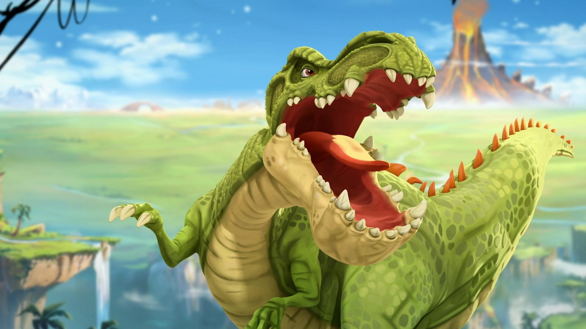 Gigantosaurus Temporada 1 (2019) 1080p WEB-DL Latino