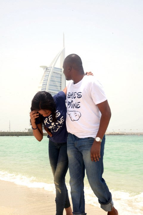 Pre-wedding pics: Blog reader Frank and his pretty bride weds on 22nd Oct