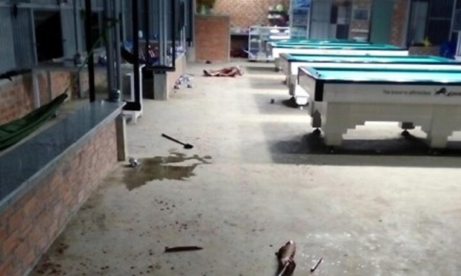 Gia Lai: Thanh niên bị chém chết bên bàn bida