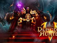 Dungeon Hunter 5 Terbaru v2.5.0l mod Apk (Unlimited Money)