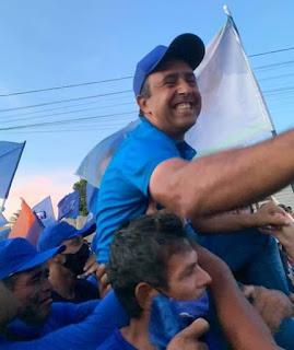 Erivam de Biu, do PSD, é eleito prefeito de São Vicente do Seridó