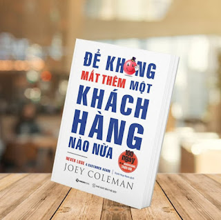 Để không mất thêm một khách hàng nào nữa (Never Lose a Customer Again) - Tác giả: Joey Coleman ebook PDF-EPUB-AWZ3-PRC-MOBI
