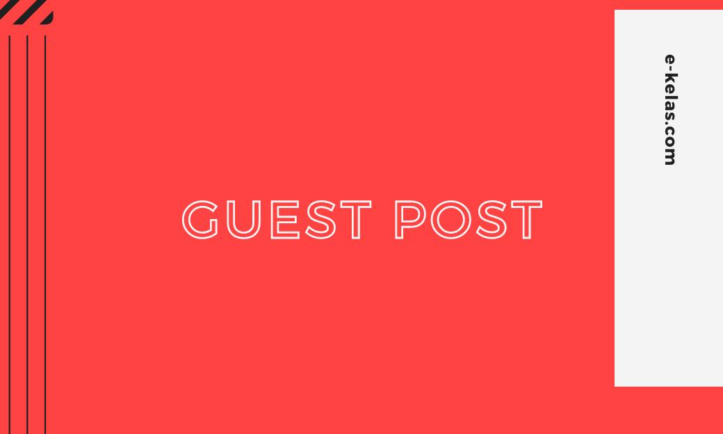 Guest Post ( *GRATIS )