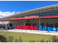 Penerbangan Komersil Di Bandara Wamena Siap Dibuka Kembali Pada Tanggal 22 Juni 2020, Setelah hampir 3 Bulan Ditutup.