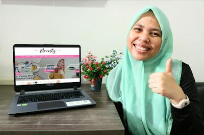 Menjadi blogger menyenangkan