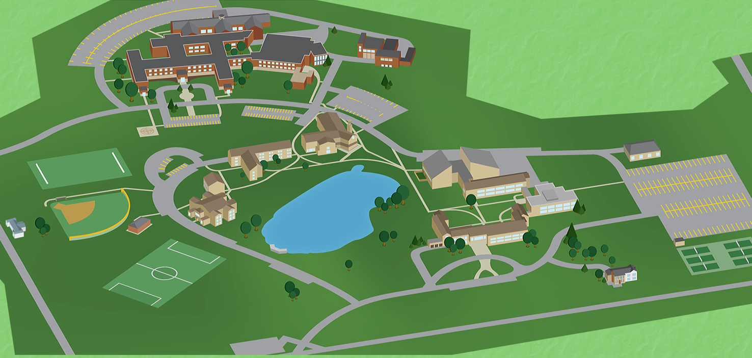 ursuline college campus map Destinations On A Digital Frontier Ursuline College An An
