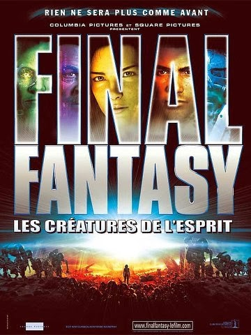 Final Fantasy Filme Stream