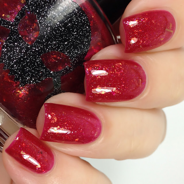 Necessary Evil Polish-Apple-y Ever After