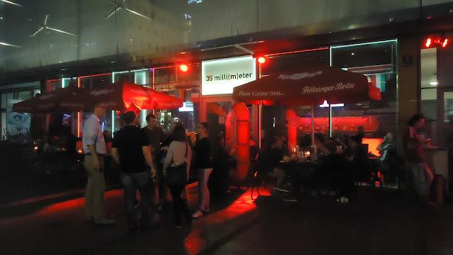 35 milli(m)eter Onde comer em Munique Alemanha