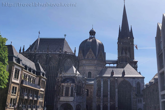 Aachen Cathedral UNESCO World Heritage Sites in Germany