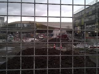 chantier bâtiment forum des halles.
