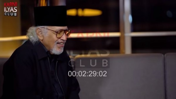 Salim Said: Mungkin Rocky Gerung Jadi Penasihat Politik AHY