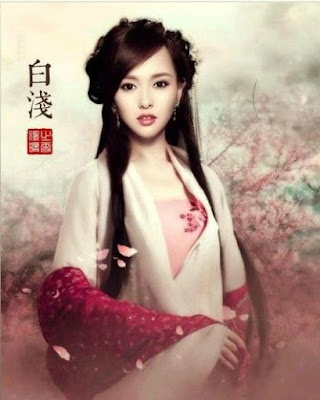 If Tang Yan were in Three Lives Three Worlds