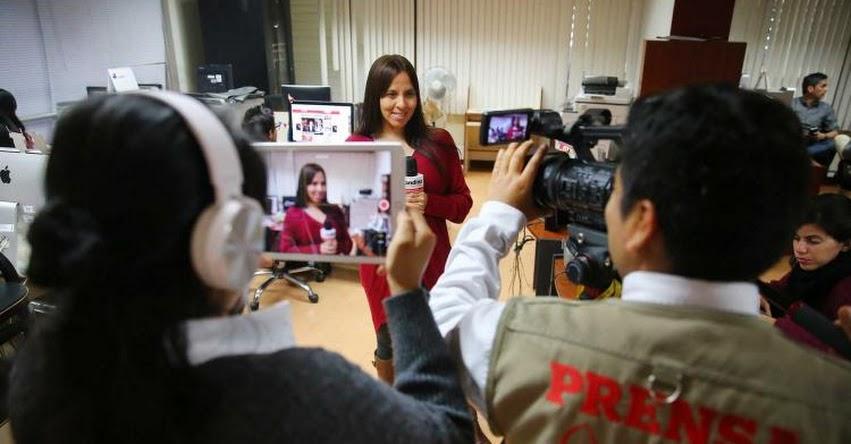 AGENCIA ANDINA: Agencia Peruana de Noticias Andina cumple 38 años brindando información