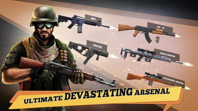 افضل العاب الحرب بدون نت   Yalghaar Free Shooting Games  2019