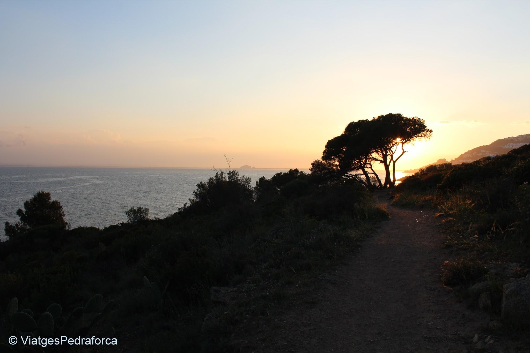 Parc natural del Cap de Creus, camins de ronda de la Costa Brava, senderisme, Alt Empordà