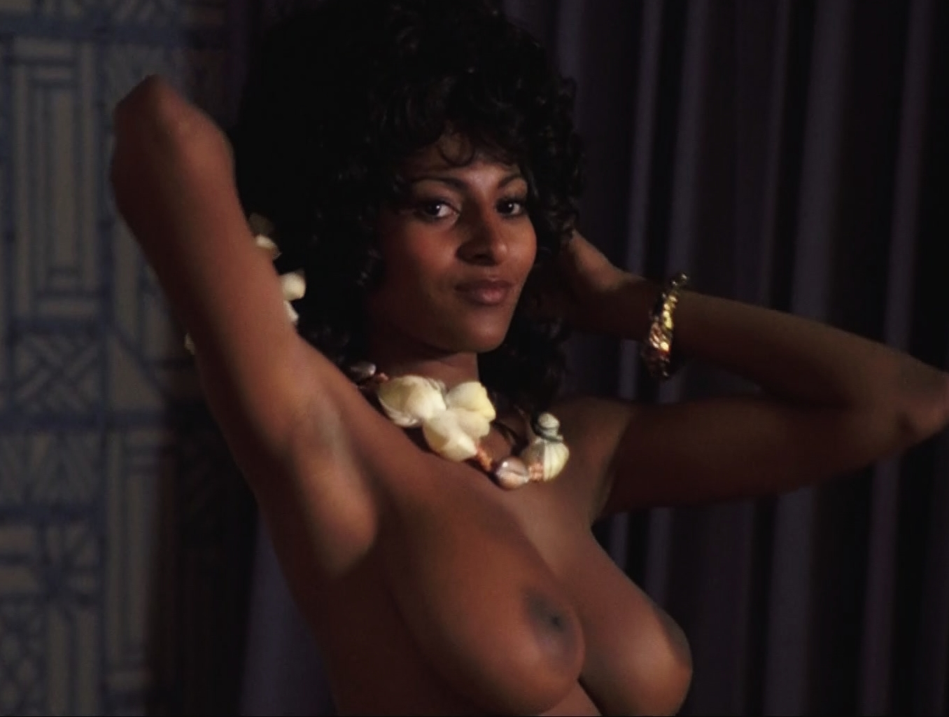 Pam grier nude movie clip, free throat job galleries