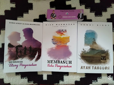 Buku Trilogy Parenting Dandy