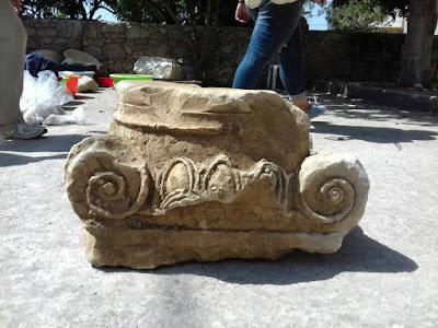 Οι τελευταίες ανακαλύψεις στην Ελεύθερνα Κρήτης