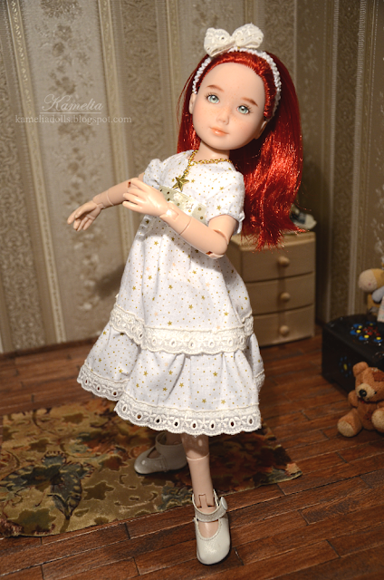 Handmade clothes for dolls