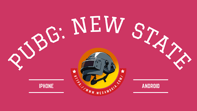 Download PUBG NEW STATE For Iphone And Android