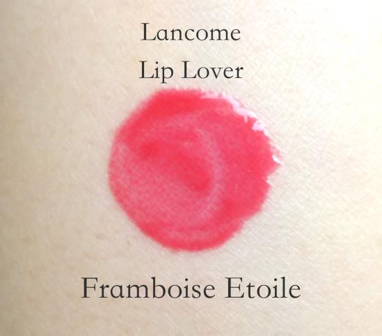Lancome Framboise Etoile swatch