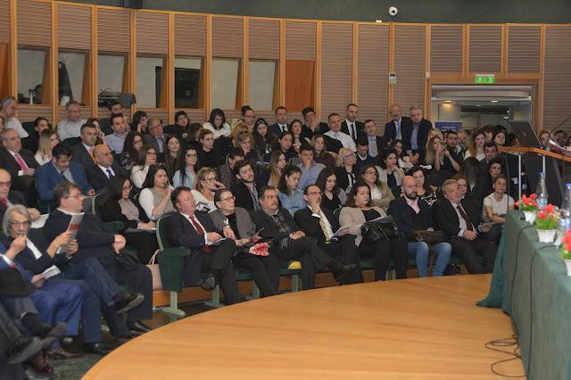 """Συνέδριο της """"Ένωσης Ποινικολόγων και Μαχόμενων Δικηγόρων"""" στο Ναύπλιο"""
