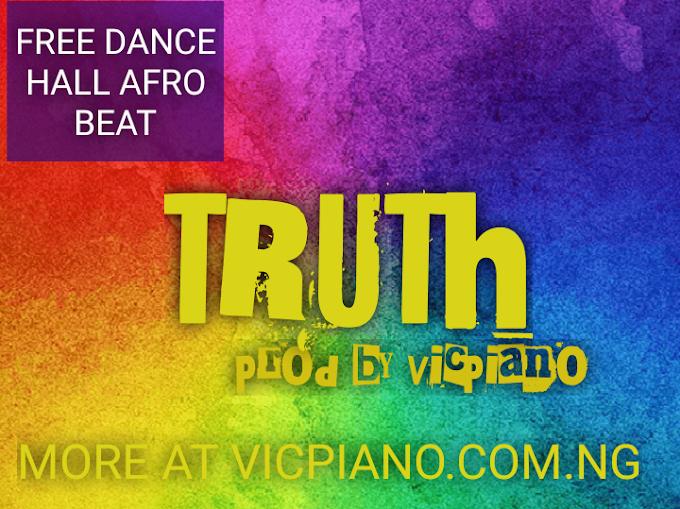 FREE BEAT_TRUTH_PROD_BY_VICPIANO